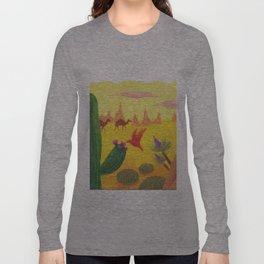 In The Desert Long Sleeve T-shirt