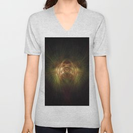 Light Up the Sky III Unisex V-Neck