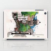 philippines iPad Cases featuring Philippines : Santa Cruz Church by Ryan Sumo