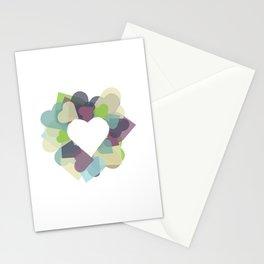 HEART HEART Stationery Cards