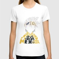 soul eater T-shirts featuring soul eater evans by Rebecca McGoran