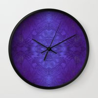 voyage Wall Clocks featuring Voyage by Soulive Design