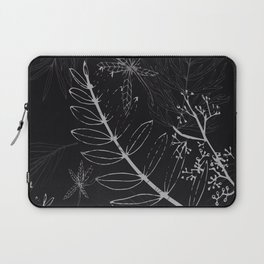 A night in a park Laptop Sleeve