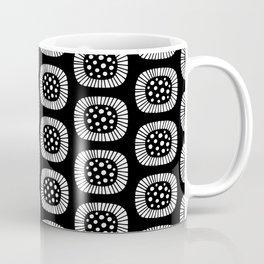 Atomic Sunburst 6 Coffee Mug