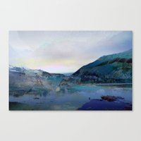 tchmo Canvas Prints featuring Untitled 20150614g by tchmo