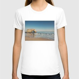 Natural Bridges State Beach ... T-shirt