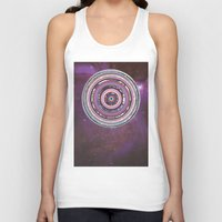 battlestar galactica Tank Tops featuring Galactica by Laurie McCall