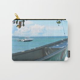 Yuliany on Shore Carry-All Pouch