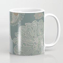 Cocoa Paisley VI Coffee Mug