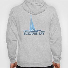 Buzzard Bay. Cape Cod Hoody