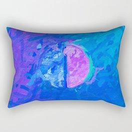 Abstract Mandala 202 Rectangular Pillow