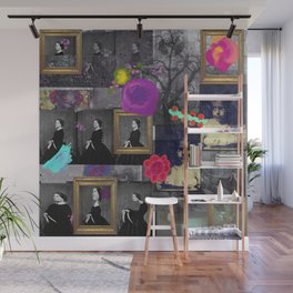 Mirror Room Wall Mural
