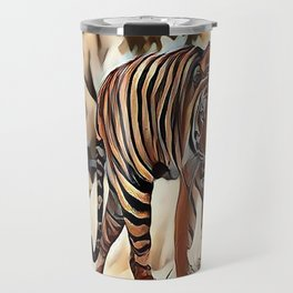 The Bengal Tiger Travel Mug