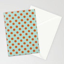 Polka Dot Frenzy Stationery Cards