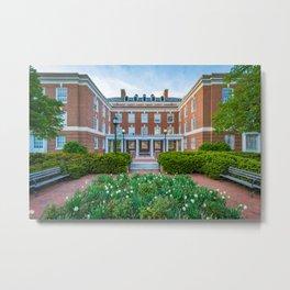 Ames Hall Metal Print