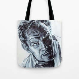Ladies and gentlemen, please do not panic! But SCREAM! Scream for your lives! Tote Bag