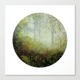Benevolent Canopy Canvas Print