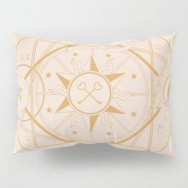 White Magic Pillow Sham