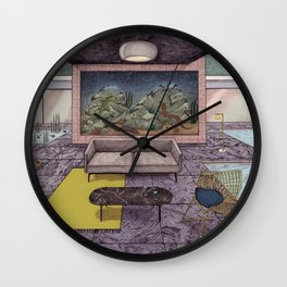 Moray Wall Clock
