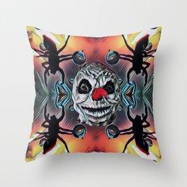 Spider Dance Throw Pillow
