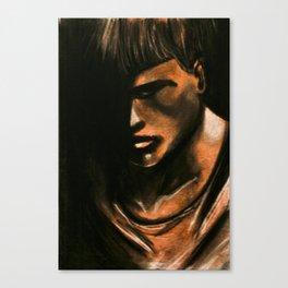 Mr. K Canvas Print