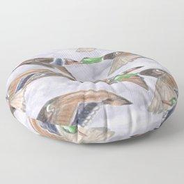 """"""" Migration """" Floor Pillow"""