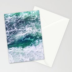 In Waves Stationery Cards