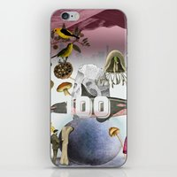the 100 iPhone & iPod Skins featuring 100 by amit sakal