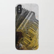 accordion iPhone X Slim Case