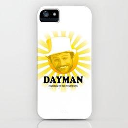 Dayman iPhone Case