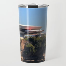 MAC Niterói | Oscar Niemeyer Travel Mug