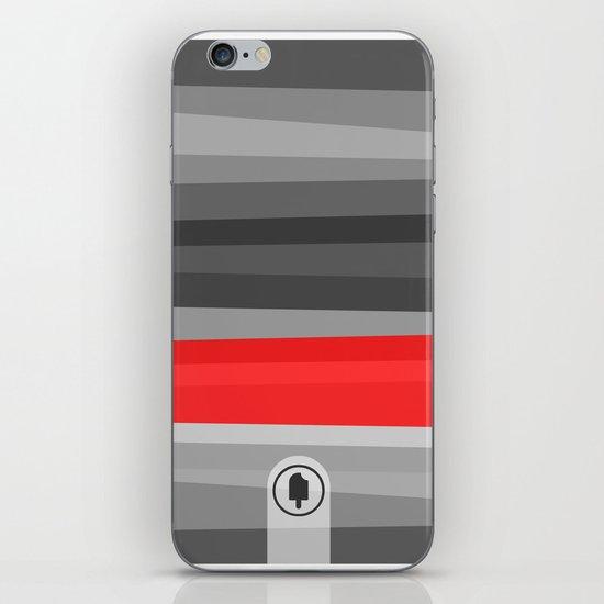 Cherry NOIR iPhone Skin