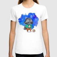 vader T-shirts featuring Vader by gunberk