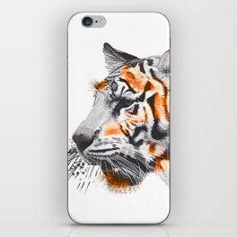 Tiger 2 iPhone Skin