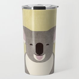 FAUNA / Koala Bear Travel Mug