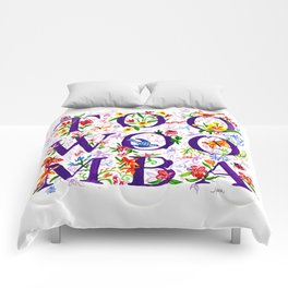 TOOWOOMBA Carnival of Flowers Comforters