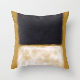 Rothko Inspired #10 Throw Pillow