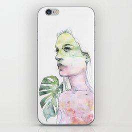 viridescent iPhone Skin