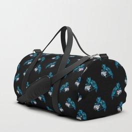 I can haz the moon Duffle Bag