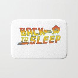 Back to the sleep Bath Mat