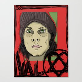 valo Canvas Print