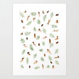 Piz Buin Art Print