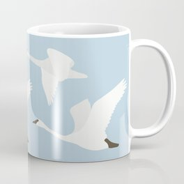 Elegant Swan Coffee Mug
