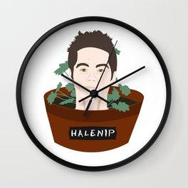 Halenip Wall Clock