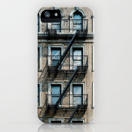Facades of NY - 01  iPhone Case