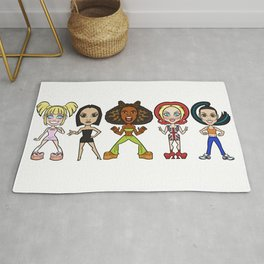 Spice up your life Rug
