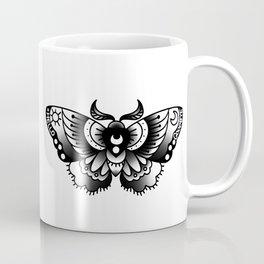 ouija moth Coffee Mug