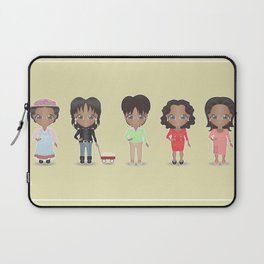 Oprah + Sofia Laptop Sleeve