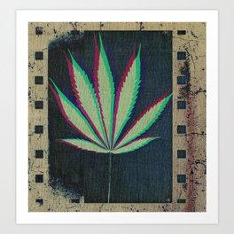 The Plant Art Print