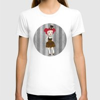 steampunk T-shirts featuring steampunk by WreckThisGirl